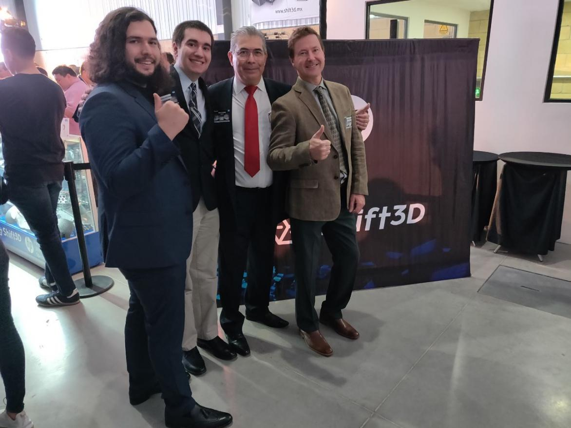 Shift 3D — HP's authorized distributor in Mexico