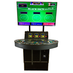 3 Player Blackjack Gaming System