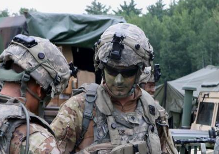 Soldiers Train During 21 Day Exportable Program