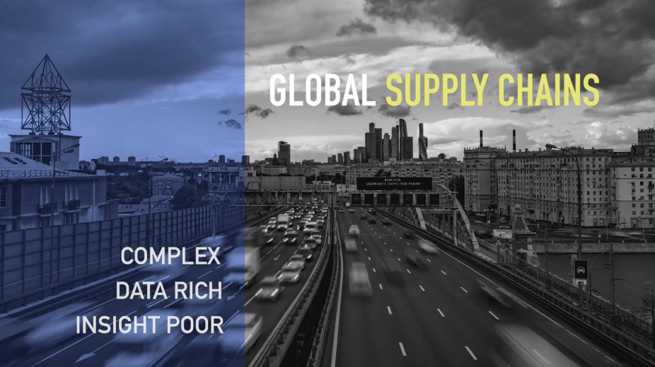 Supply Chains - Complex, Insight Poor